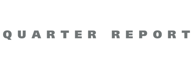 QUARTER REPORT